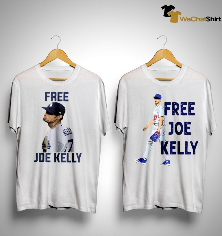 Free Joe Kelly T Shirt