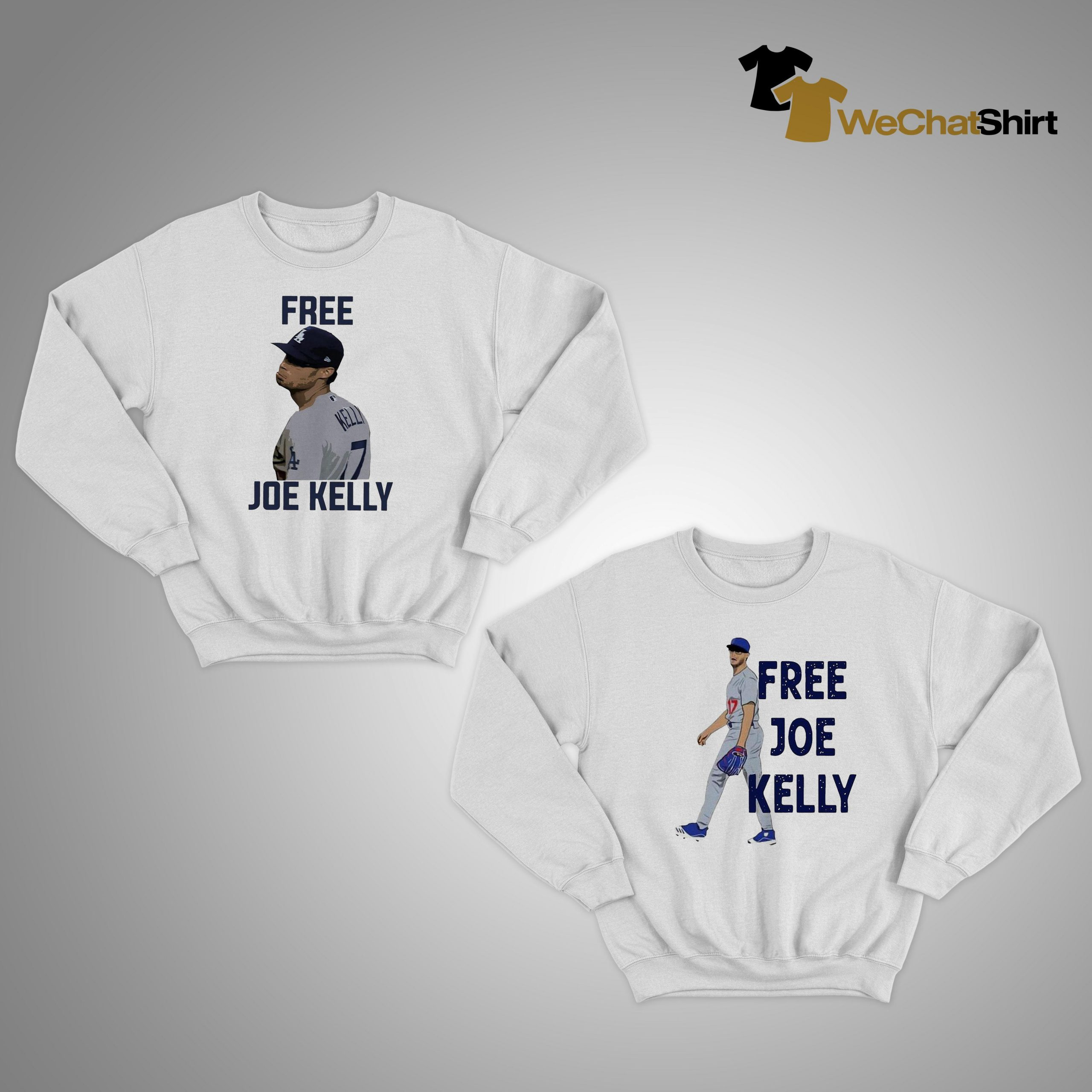 Free Joe Kelly T Sweater