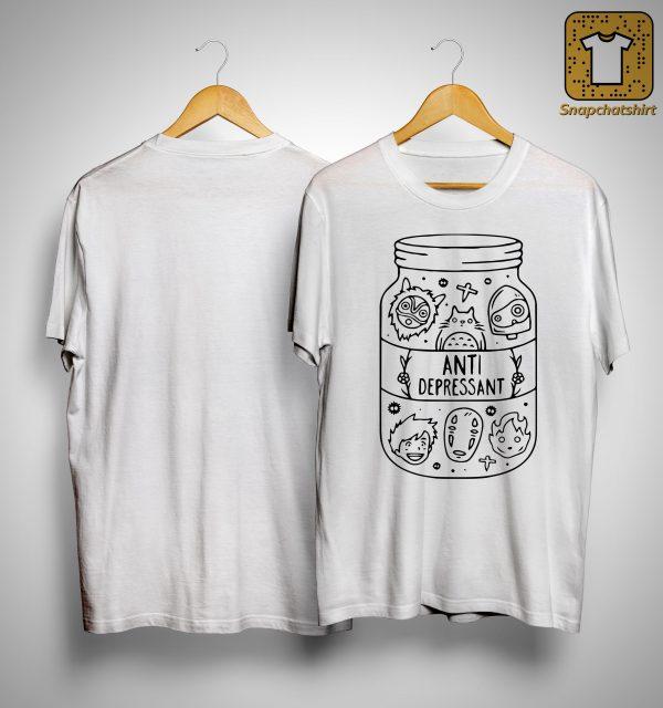 Ghibli Antidepressant Shirt
