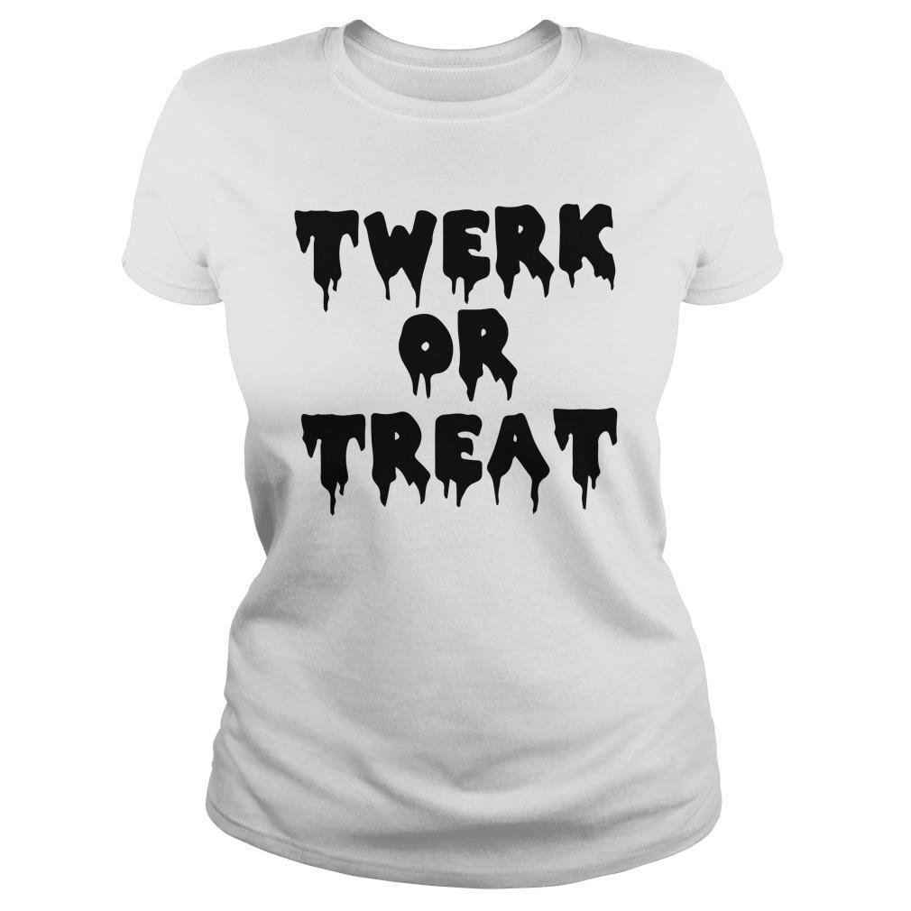 Halloween Twerk Or Treat Longsleeve