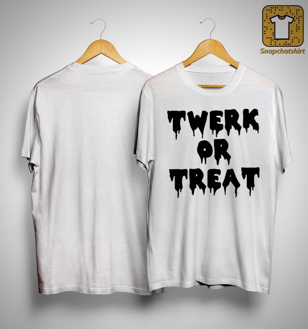 Halloween Twerk Or Treat Shirt