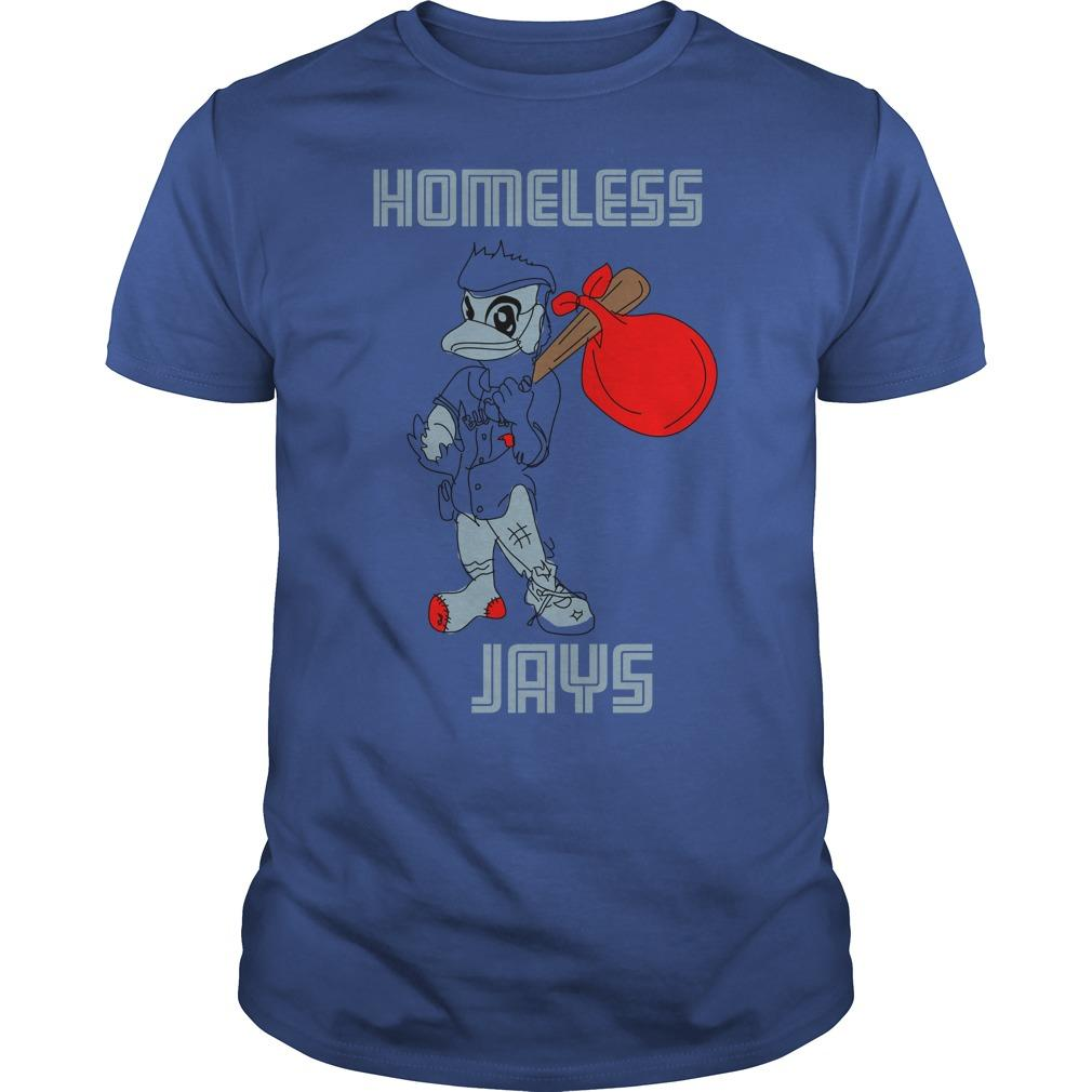 Homeless Jays Longsleeve