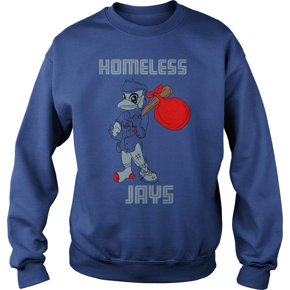 Homeless Jays Sweater