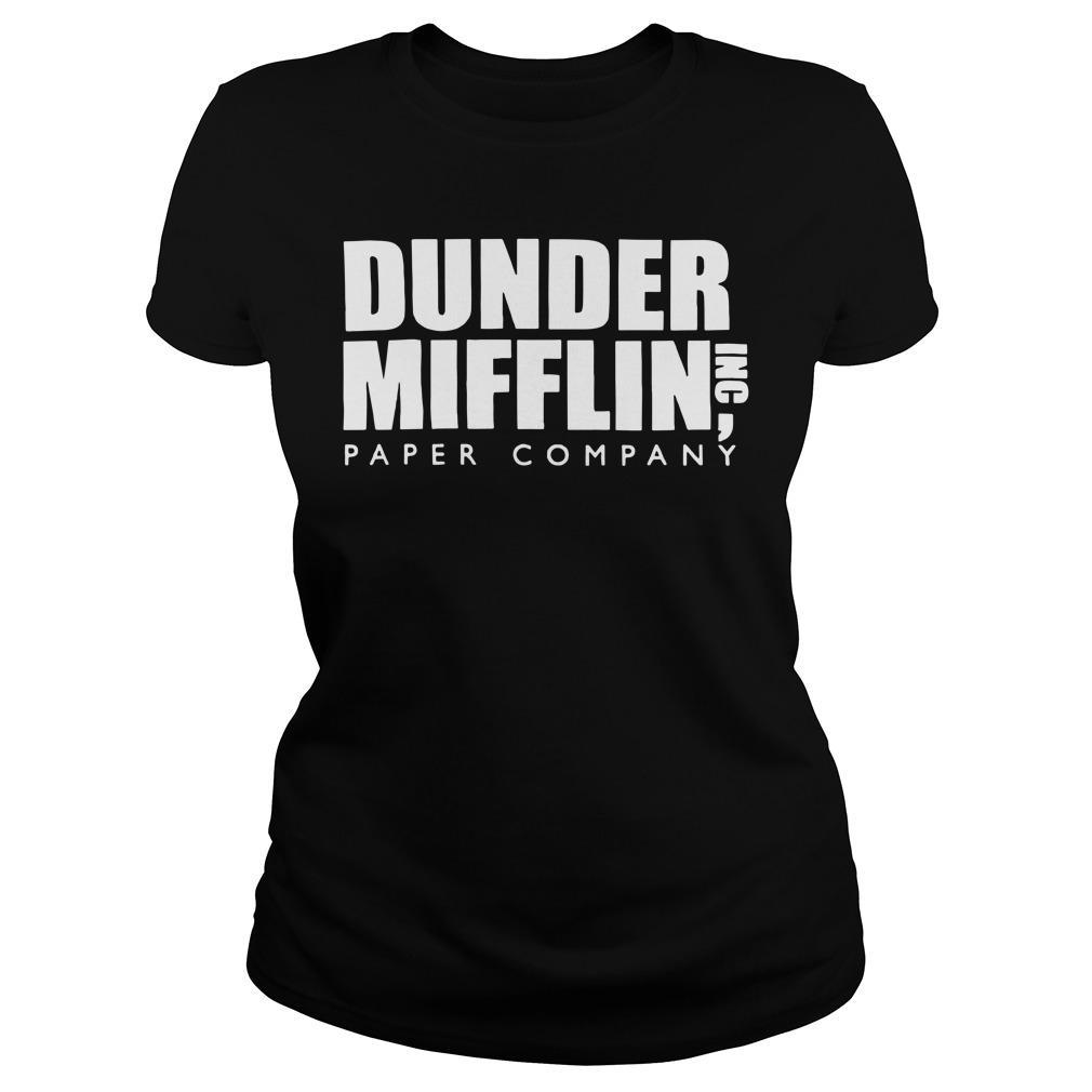 Jennifer Garner Dunder Mifflin Longsleeve