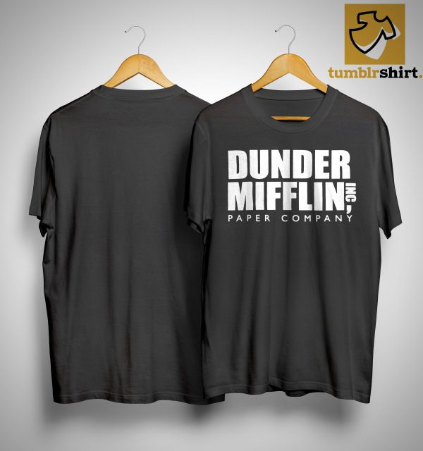 Jennifer Garner Dunder Mifflin Shirt