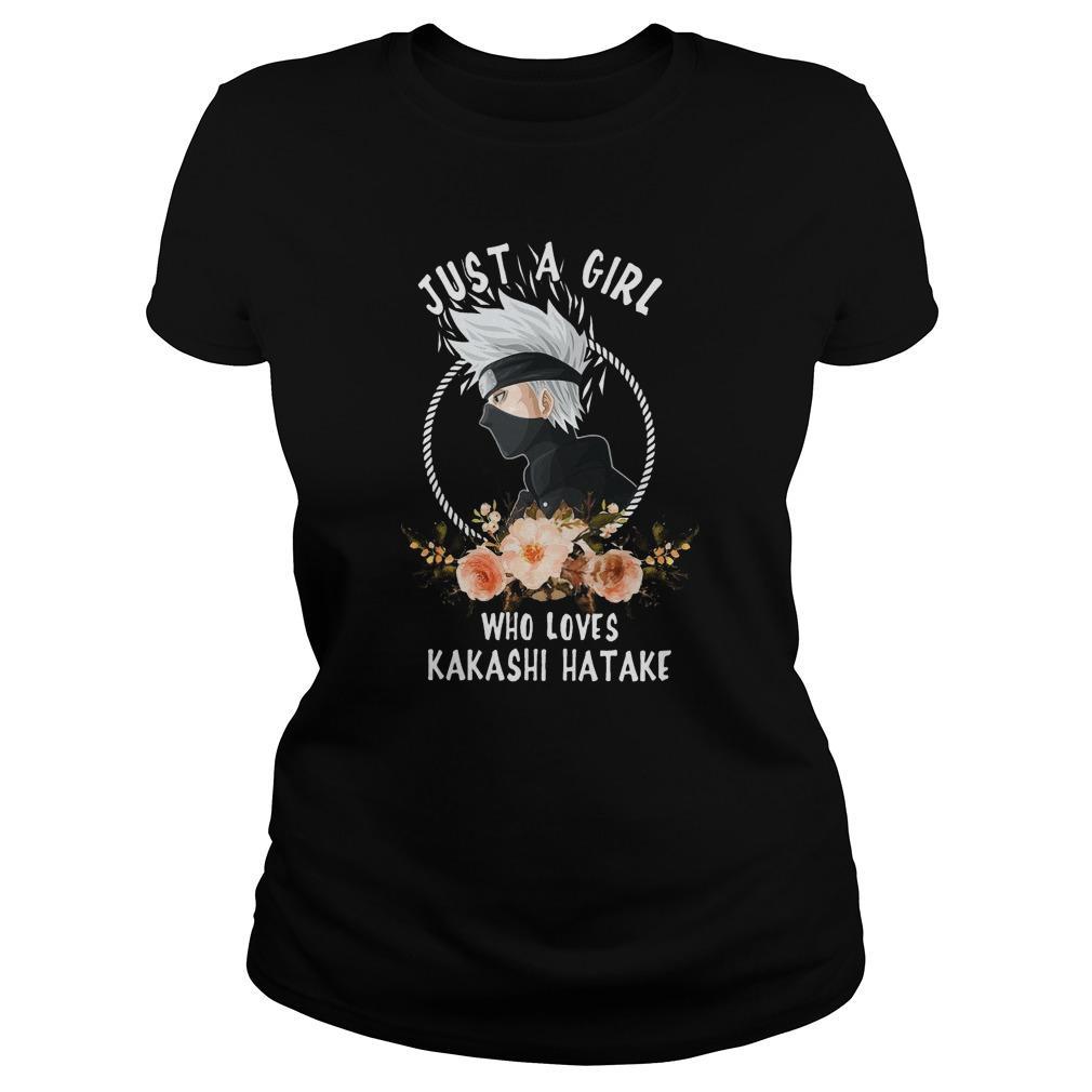 Just A Girl Who Loves Kakashi Hatake Sweater