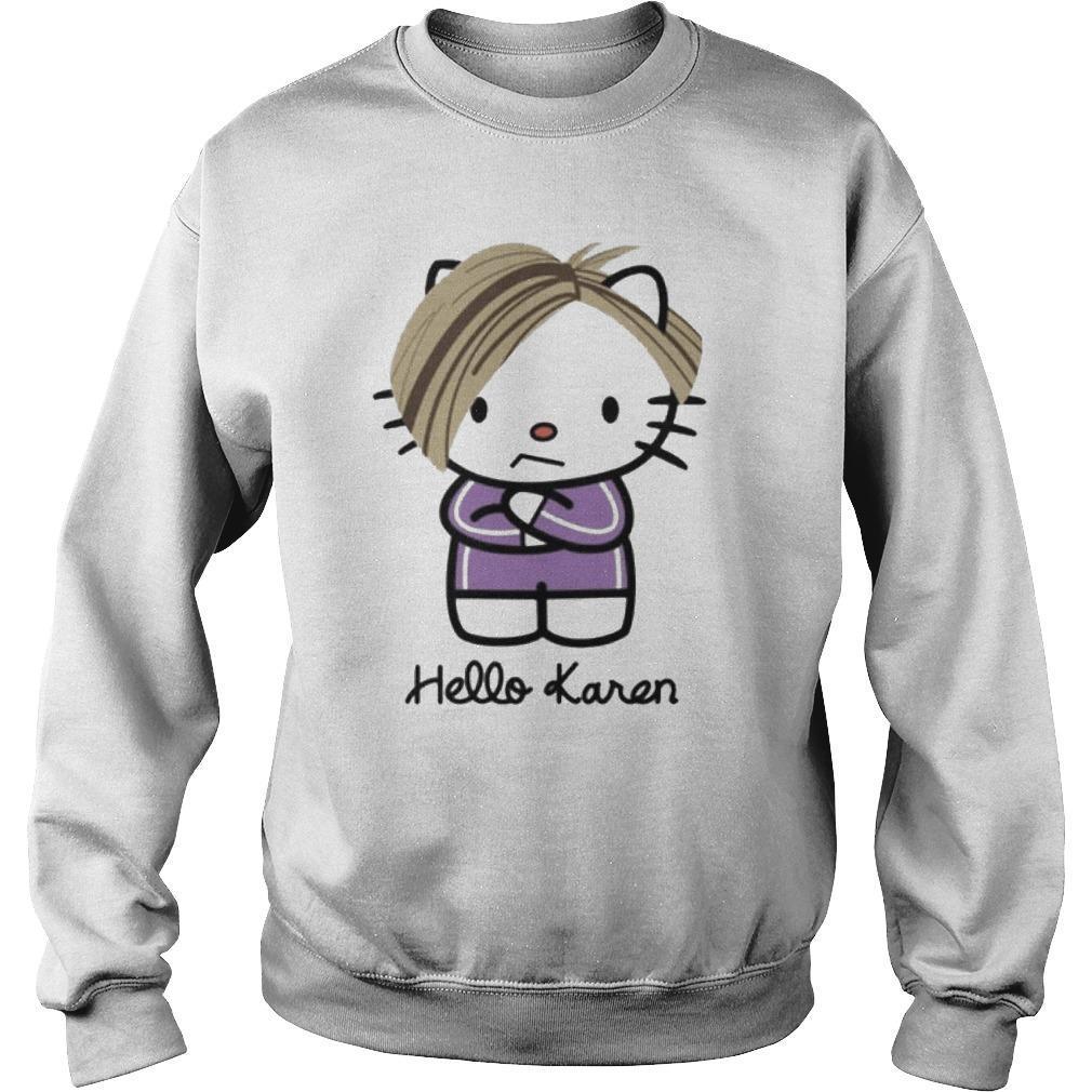 Kitty Hello Karen Sweater