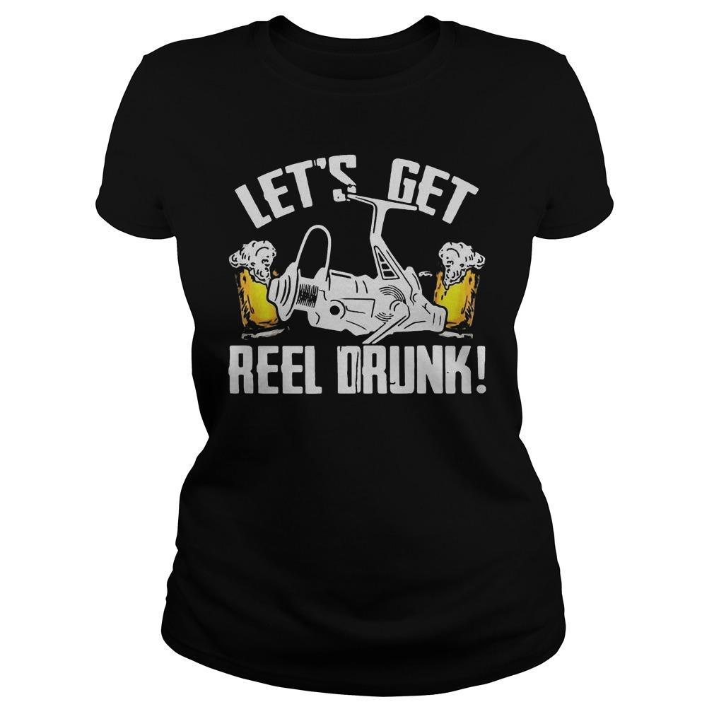 Let's Get Reel Drunk Sweater
