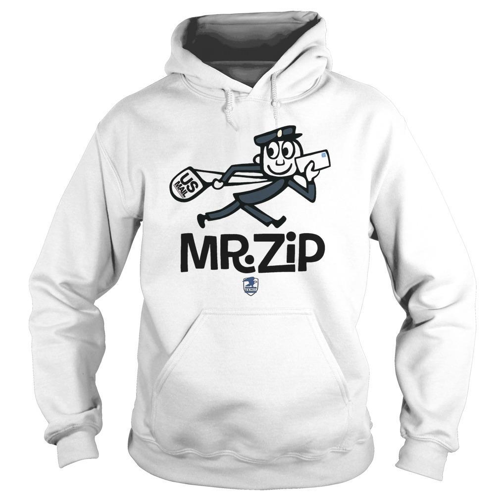 Mr Zip T Hoodie