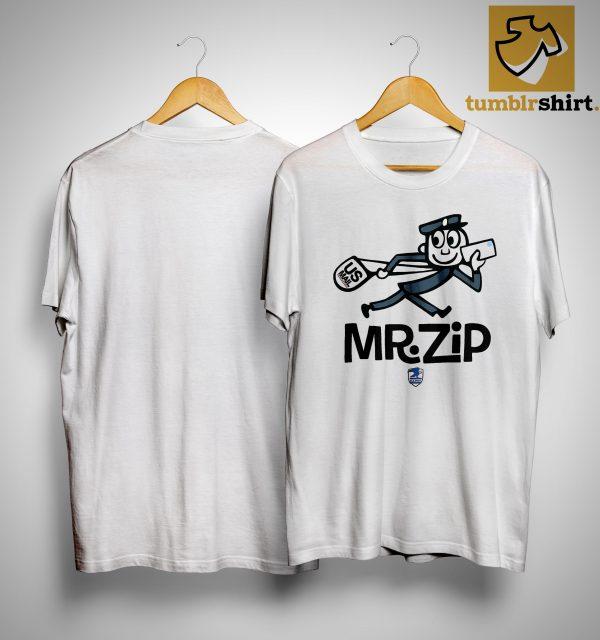 Mr Zip T Shirt