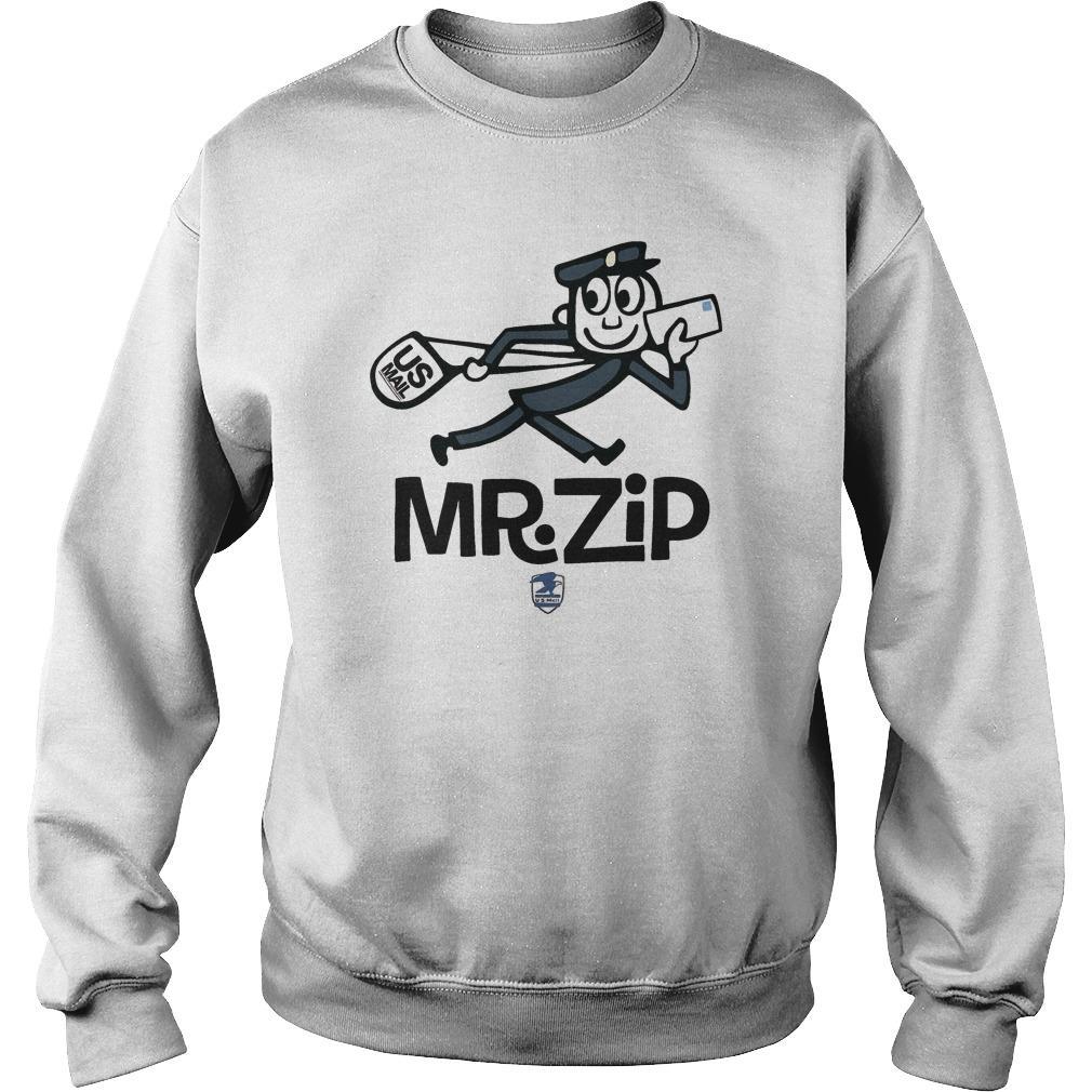 Mr Zip T Sweater