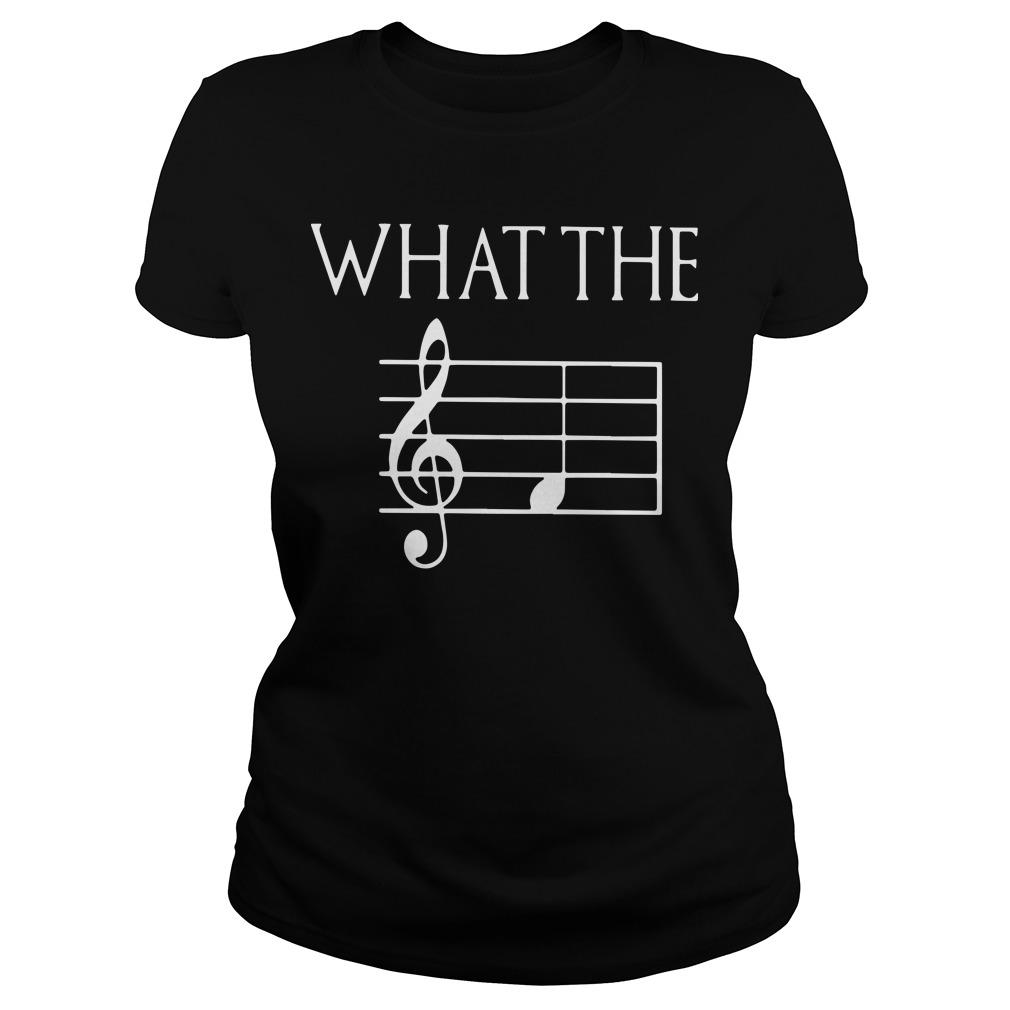 Musicians Lover What The Longsleeve