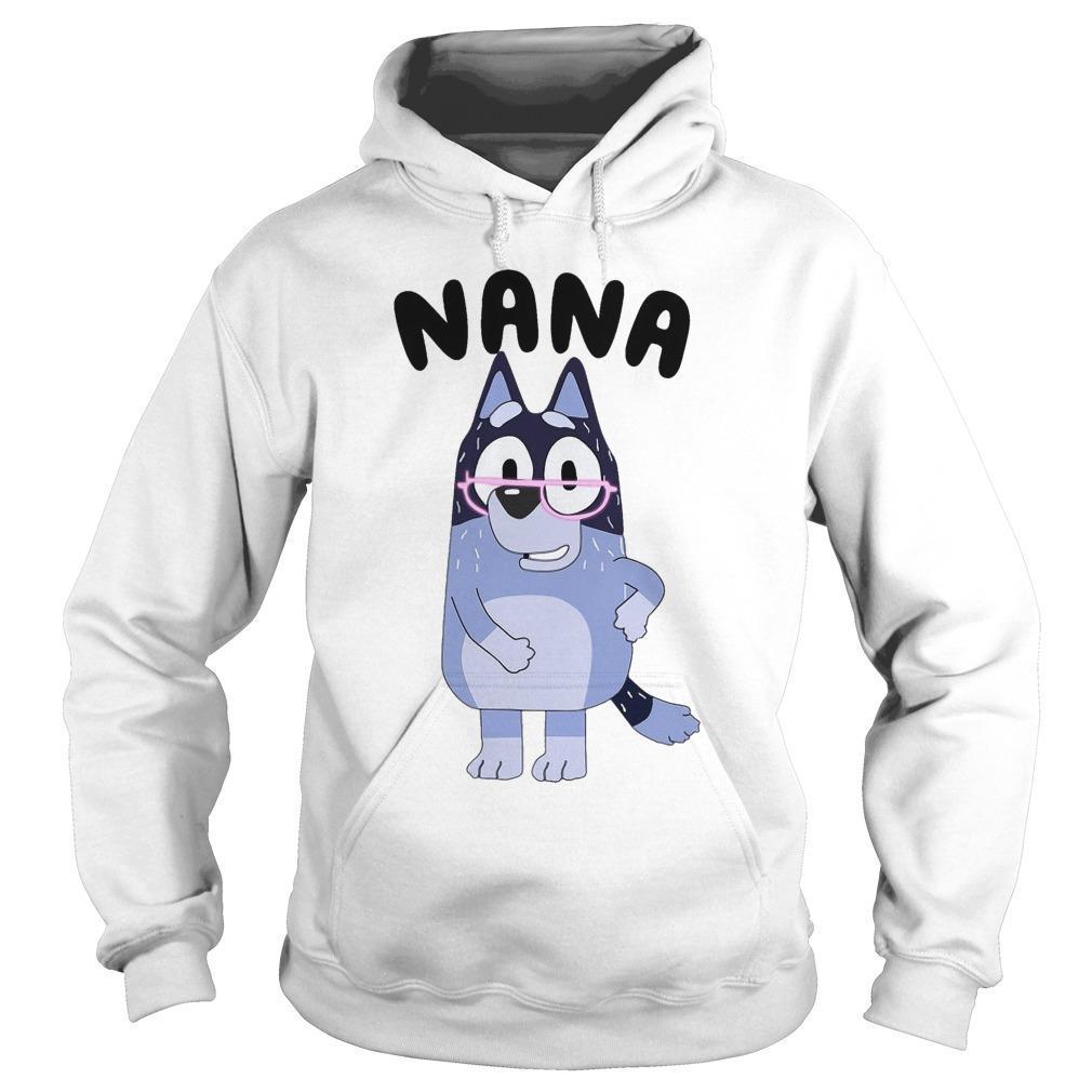 Nana Bluey Hoodie