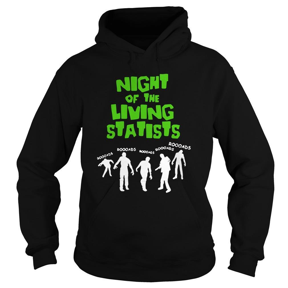 Night Of The Living Statists Hoodie