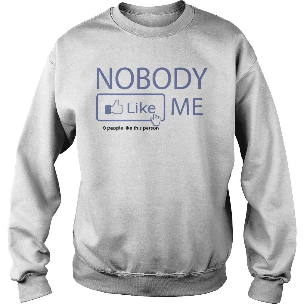 Nobody Like Me 0 People Like This Person Sweater