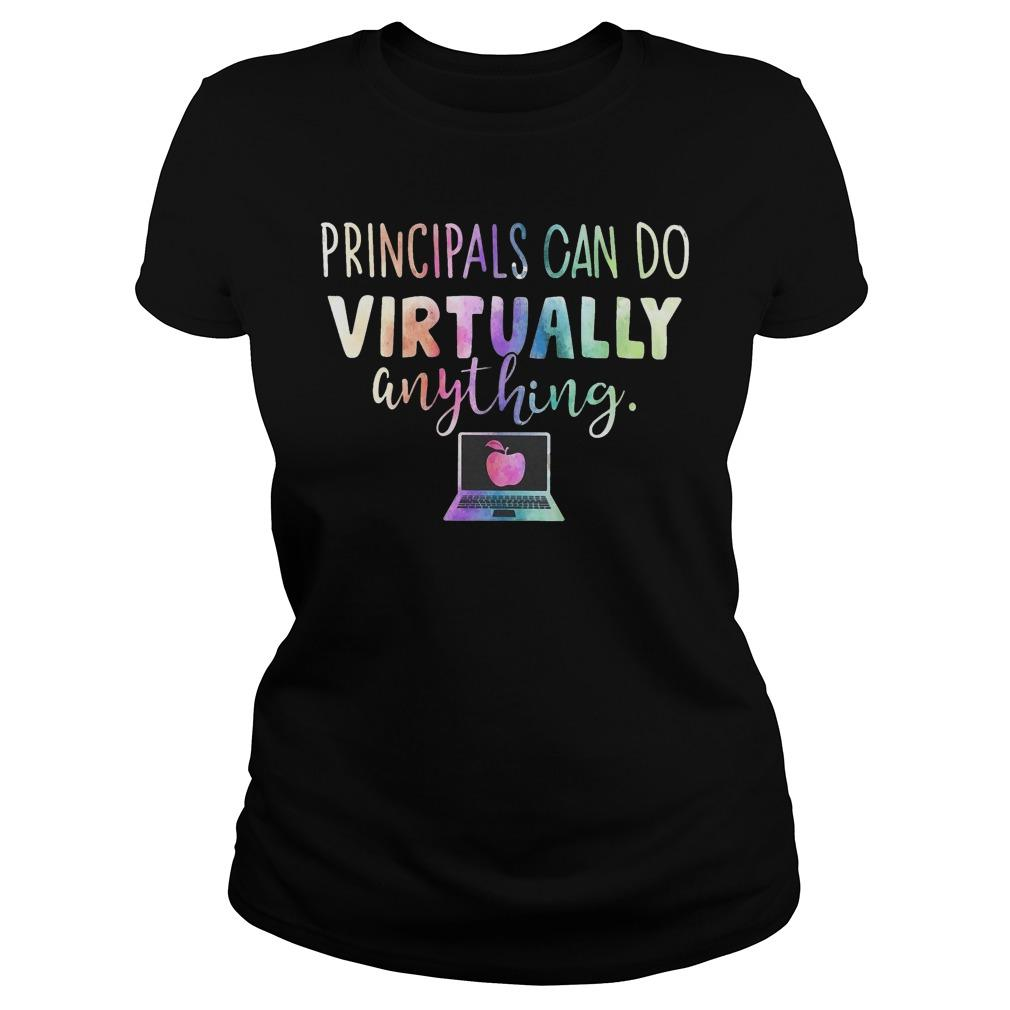 Principals Can Do Virtually Anything Longsleeve