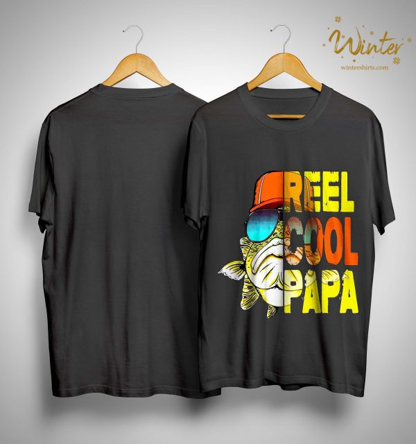 Reel Cool Papa Shirt
