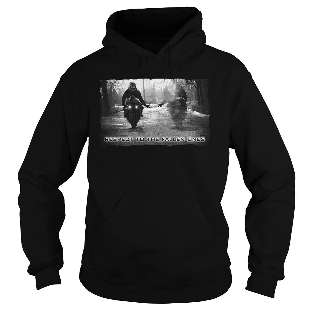 Respect To The Fallen One Hoodie
