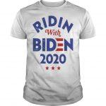 Ridin With Biden Shirt