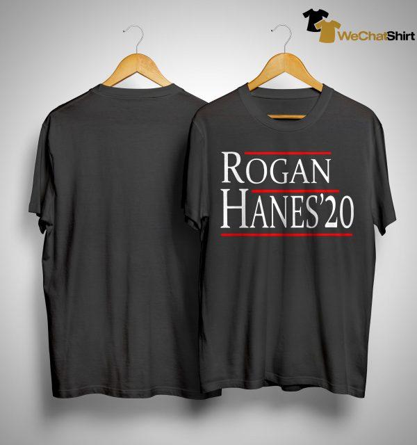 Rogan Hanes 2020 Shirt