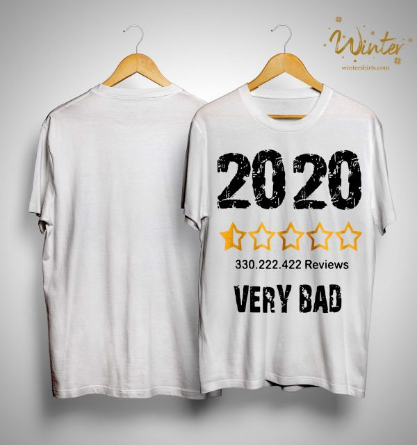 Star Rating 2020 330222422 Reviews Very Bad Shirt