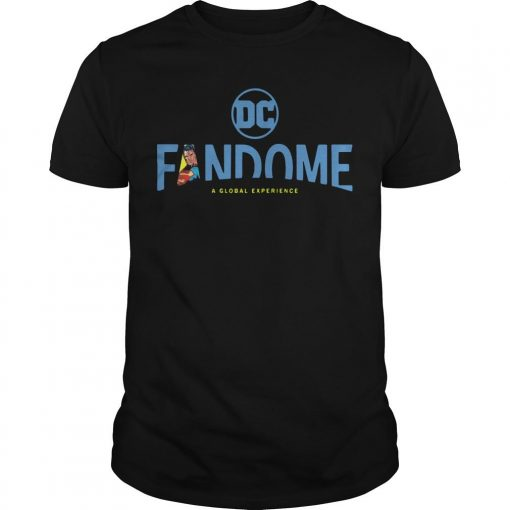 Superman Logo Fill Dc Fandome Shirt
