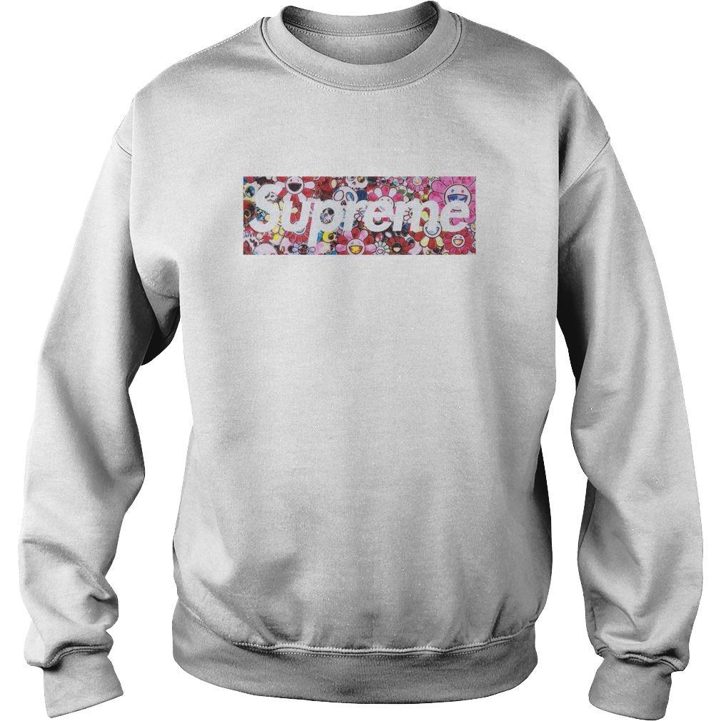 Supreme Covid 19 Sweater