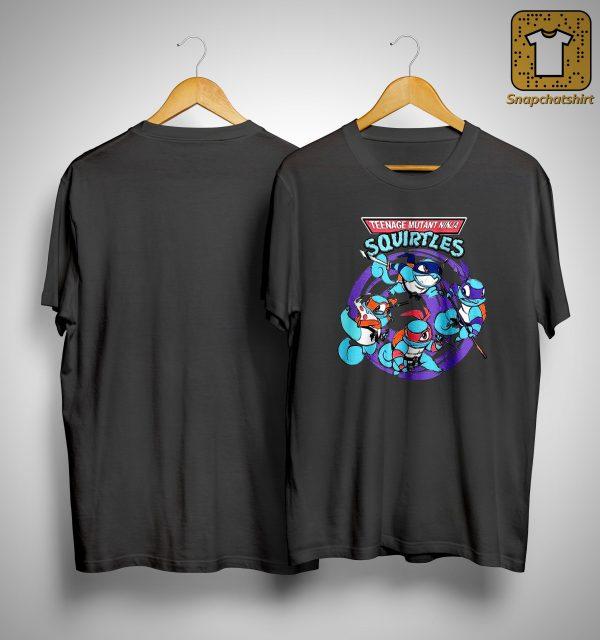 Teenage Mutant Ninja Squirtles Shirt