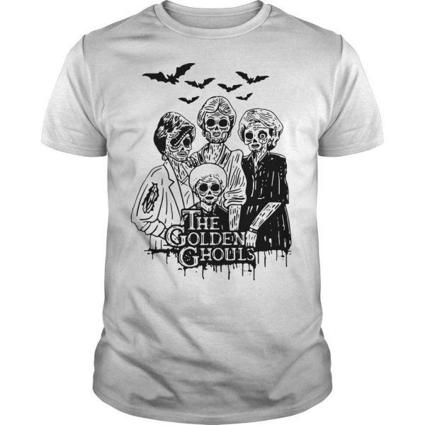 The Golden Ghouls Shirt