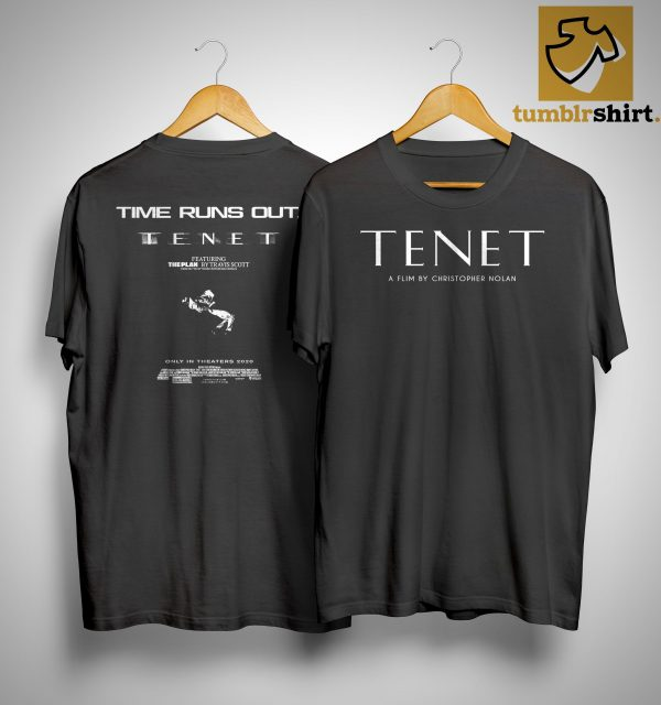 Travis Scott Tenet Shirt