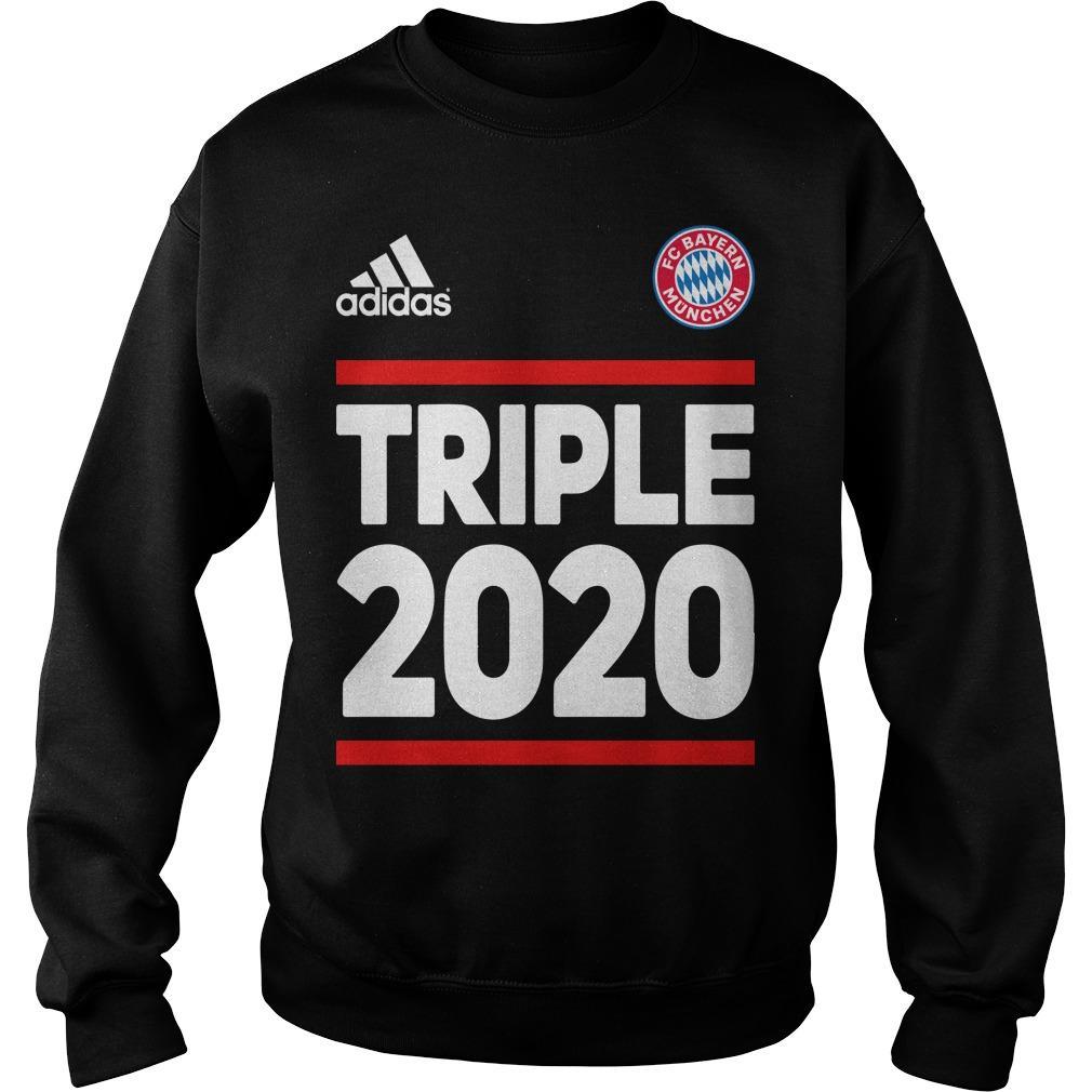 Triple T Fc Bayern Sweater