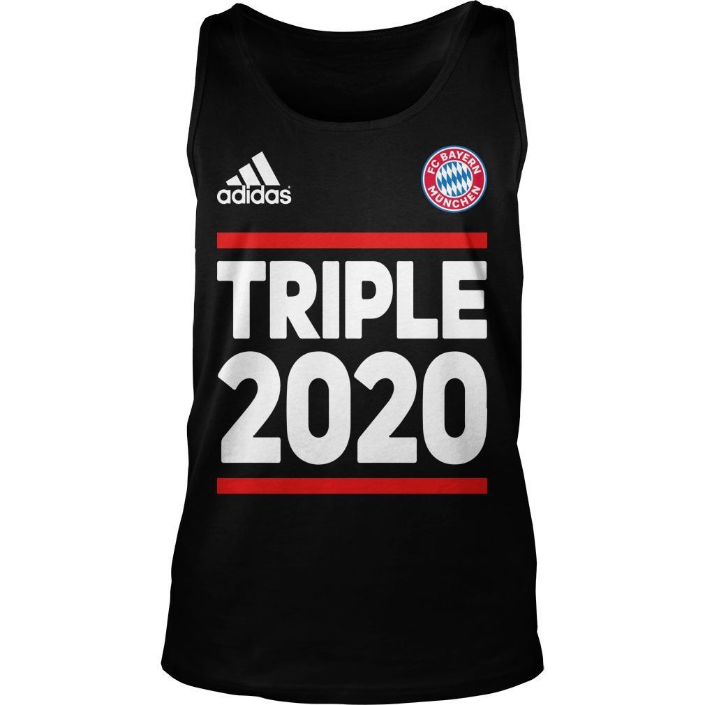 Triple T Fc Bayern Tank Top