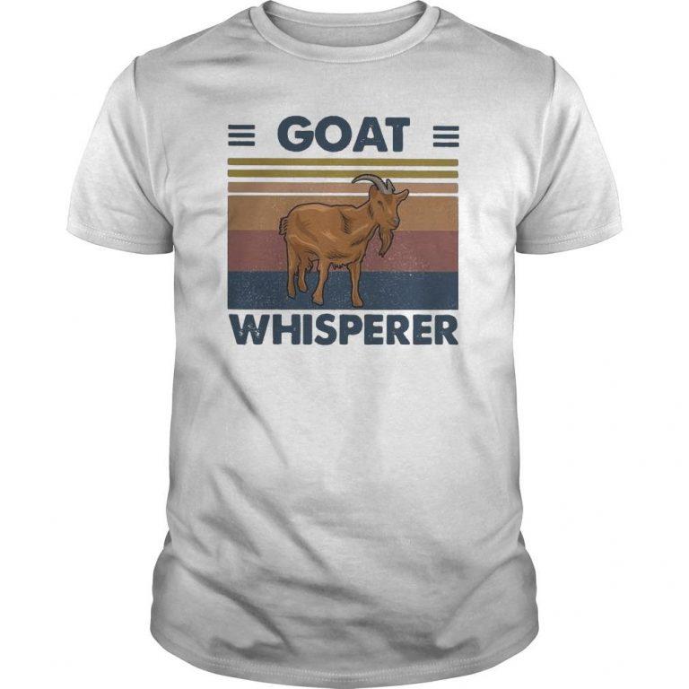 Vintage Goat Whisperer Shirt