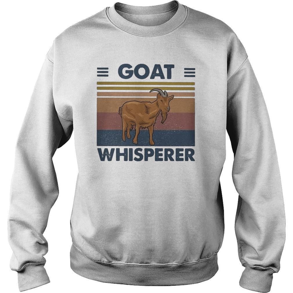 Vintage Goat Whisperer Sweater
