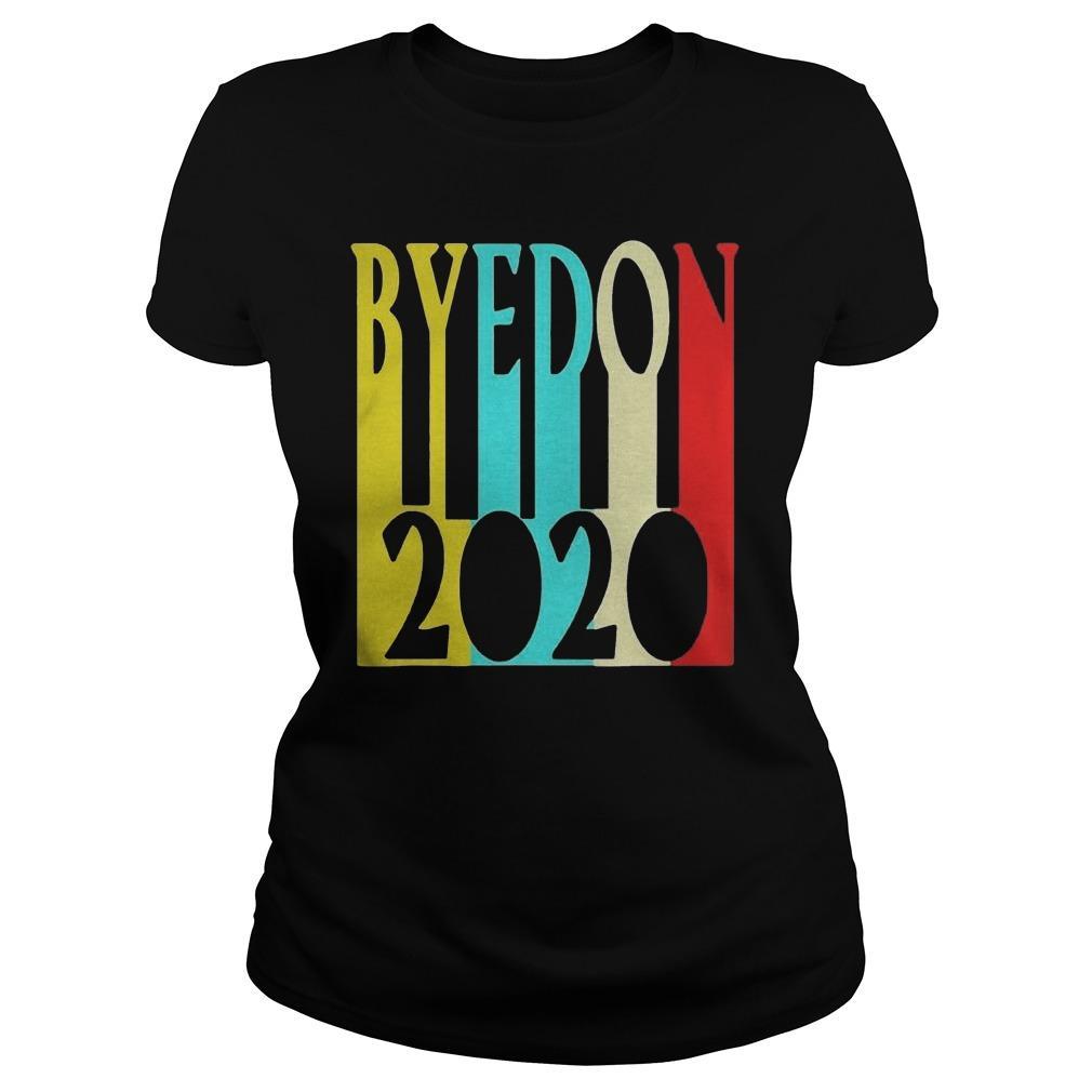 Vintage Retro Byedon 2020 Hoodie