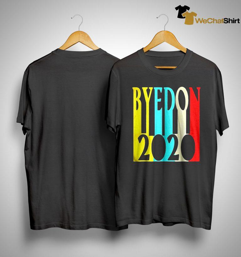 Vintage Retro Byedon 2020 Shirt
