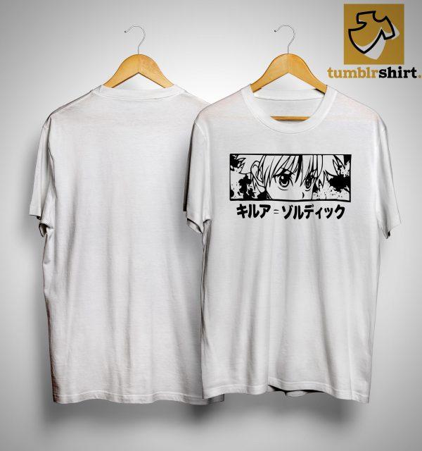 Zumiez Killua Shirt