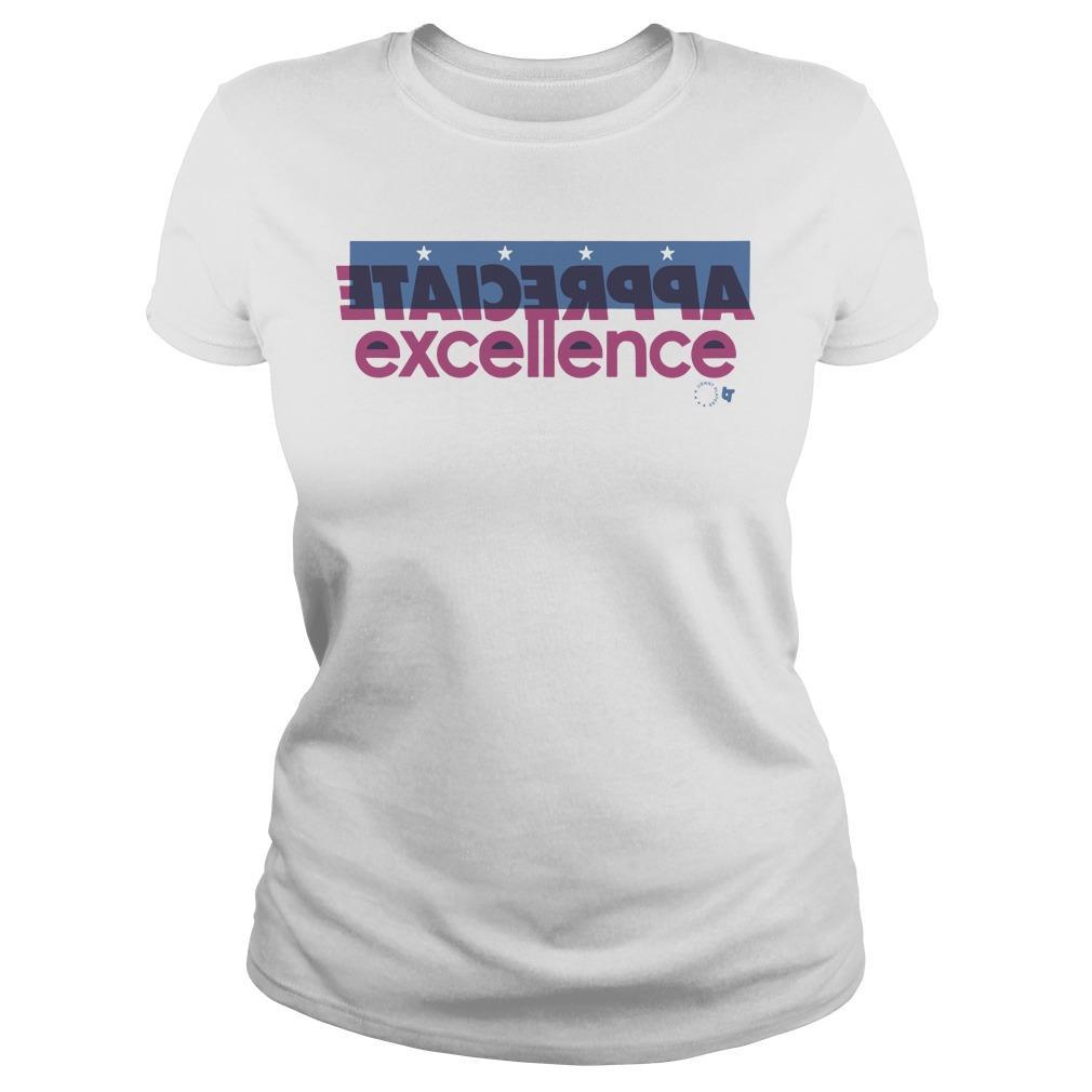 Appreciate Excellence Longsleeve