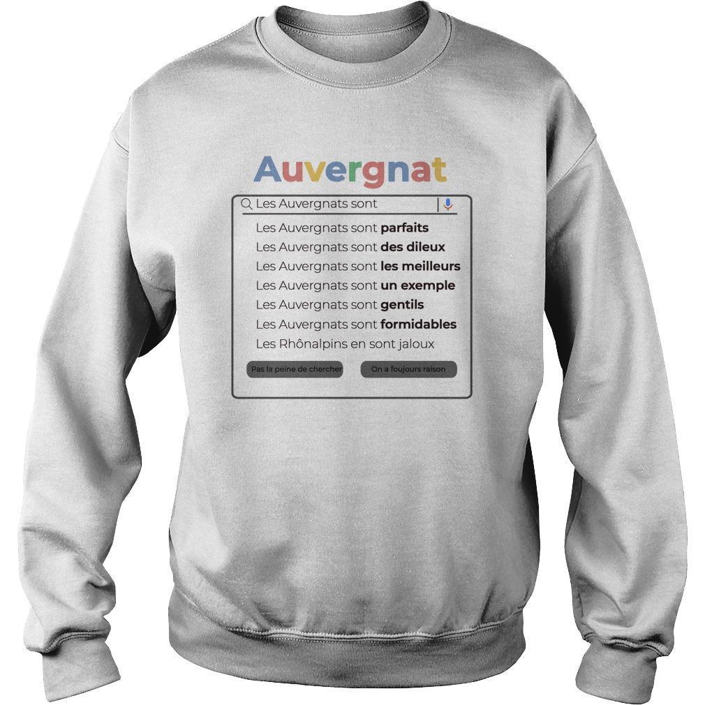 Auvergnats Les Auvergnats Sont Des Dieux Sweater