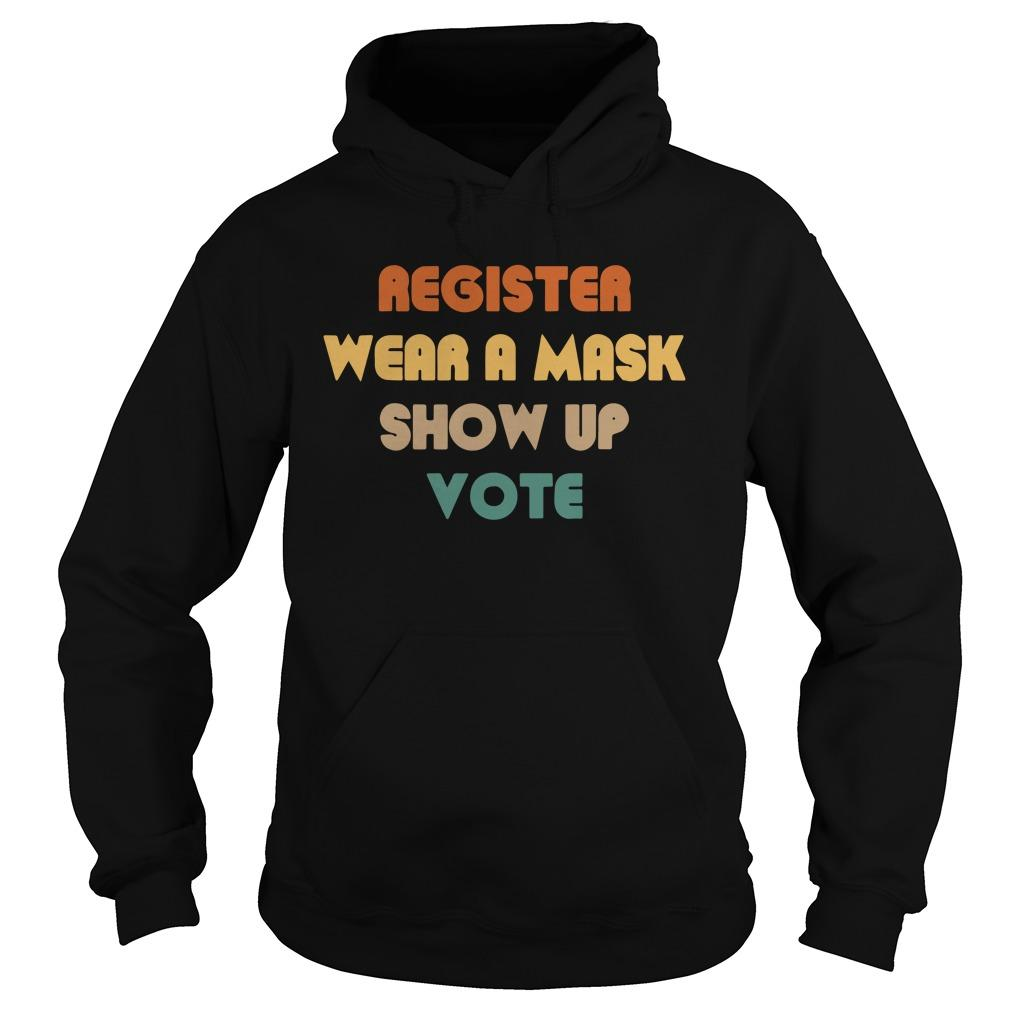 Can You Wear A Political To Vote Hoodie