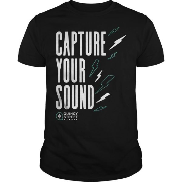 Capture Your Sound Quincy Street Shirt