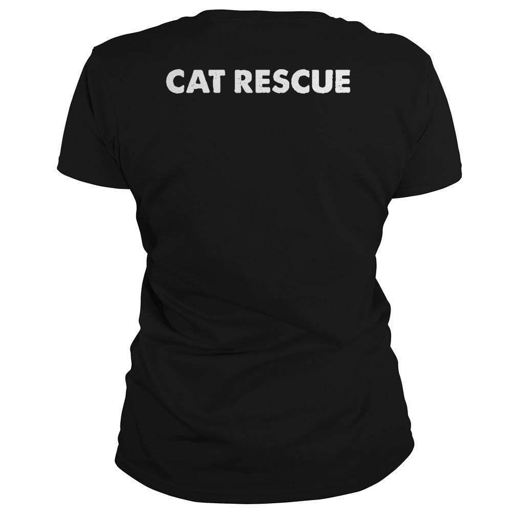 Cat Man Chris Cat Rescue Longsleeve