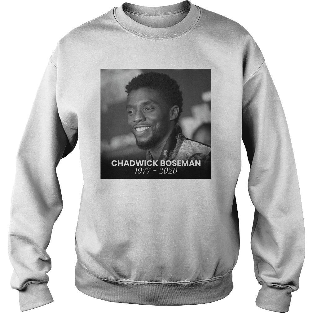 Chadwick Boseman Sweater