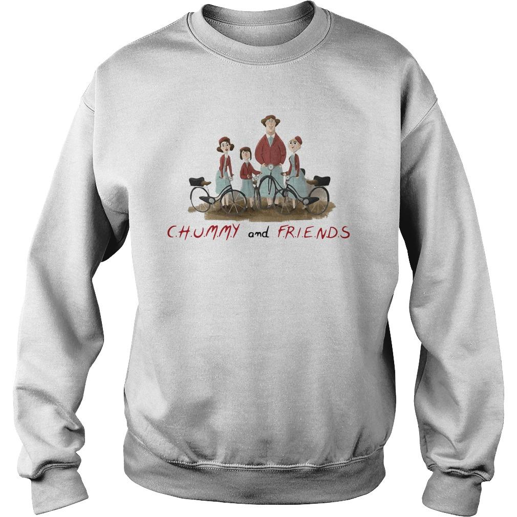 Chummy And Friends Sweater