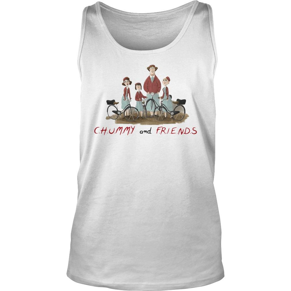 Chummy And Friends Tank Top