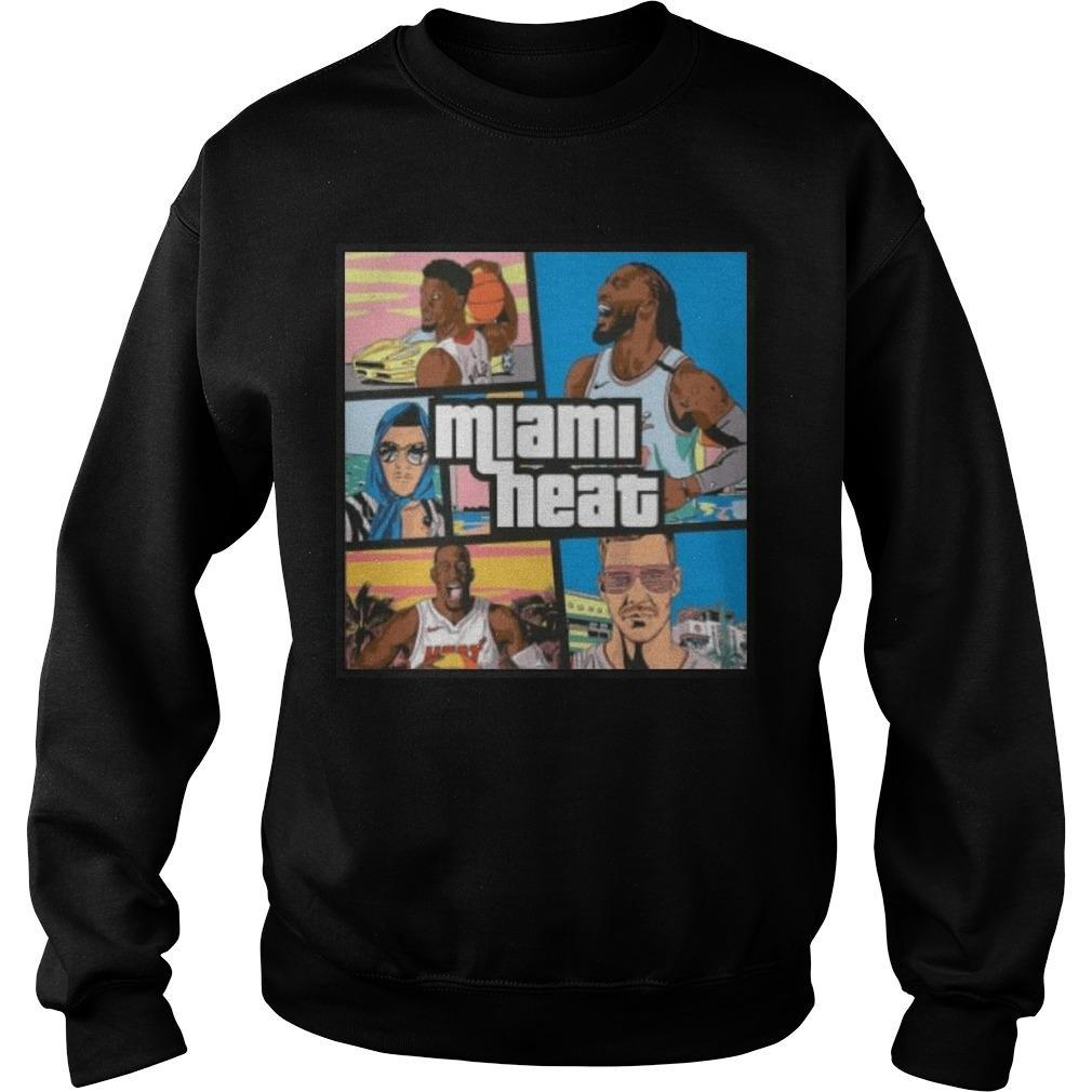 Conference Miami Heat Finals T Sweater
