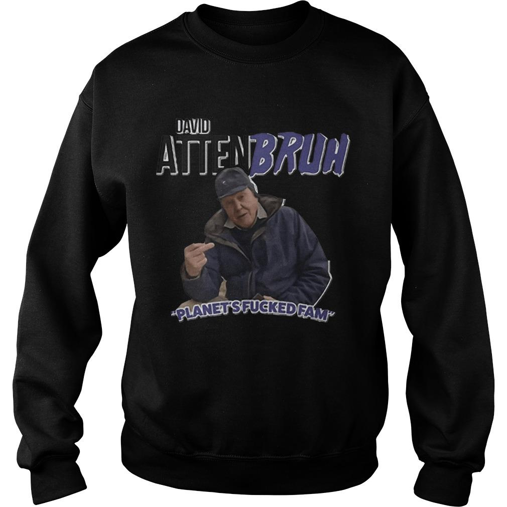 David Attenbruh Planet's Fucked Fam Sweater