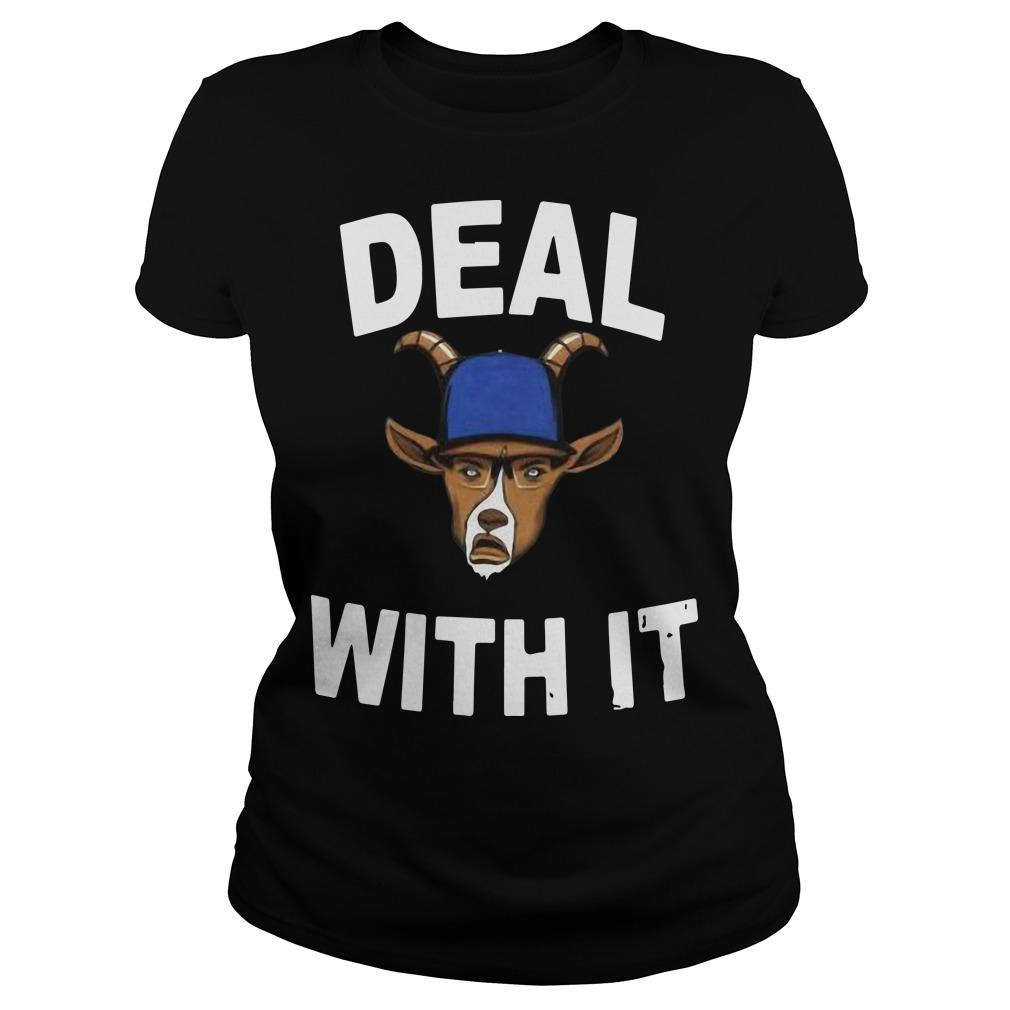 Deal With It Free Joe Kelly T Longsleeve