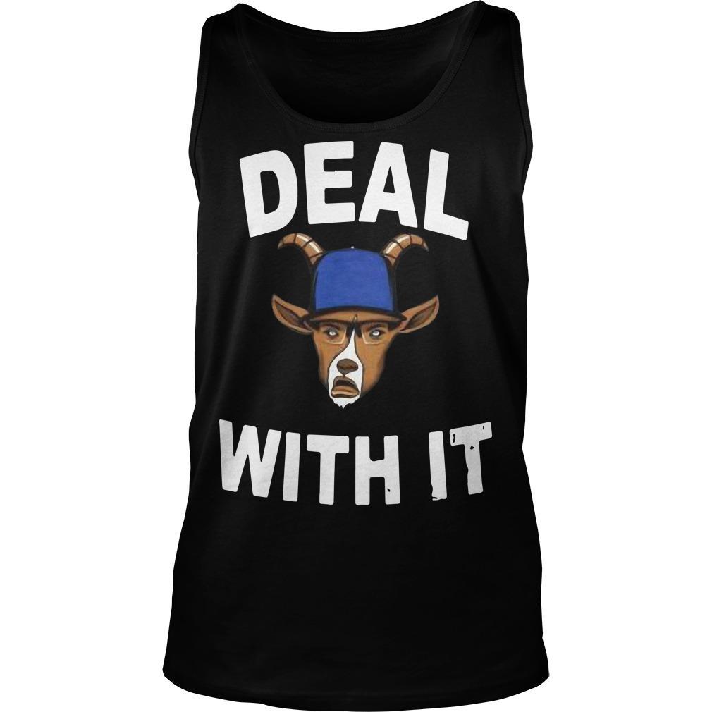 Deal With It Free Joe Kelly T Tank Top