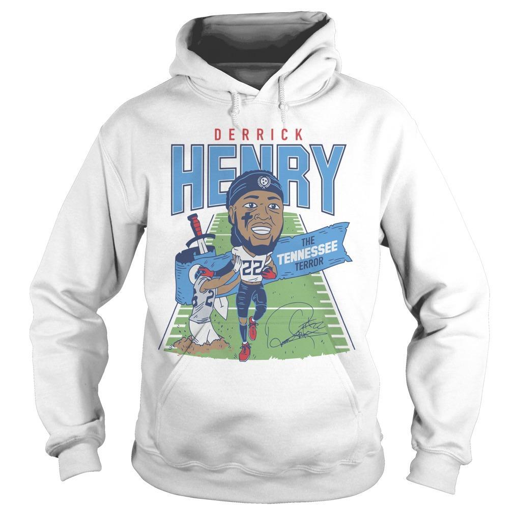 Derrick Henry The Tennessee Terror Hoodie